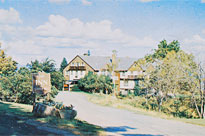 The original Main Inn at Steele Hill