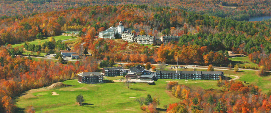 500 acres of nature in New Hampshire's Lakes Region